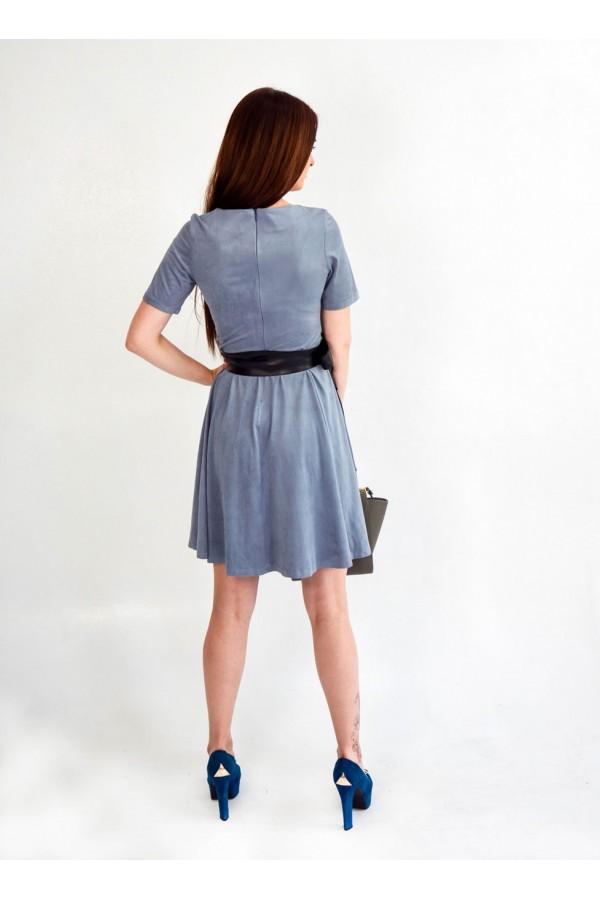 """Платье """"Маша"""" серое"""