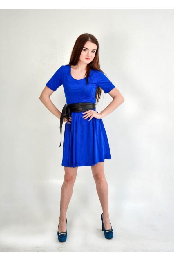 "Платье ""Маша"" синее"