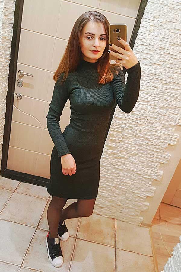 """Платье """"Лия"""" графит"""