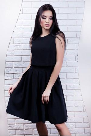 """Платье """"Инга"""" черное"""