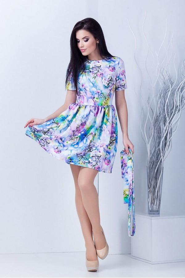 Платье Лилия 4